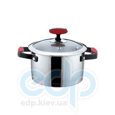 Maestro (посуда) Maestro - Кастрюля 16см силик. ручки (МР3514-16)