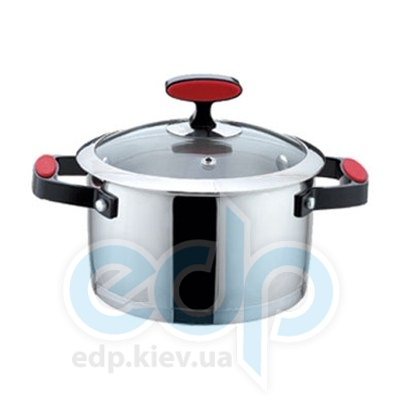Maestro (посуда) Maestro - Кастрюля 20см., 2,0 л  силиконовые ручки (МР3514-20)