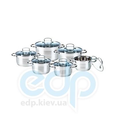 Maestro (посуда) Maestro - Набор посуды 12пр. сер. (МР3520)