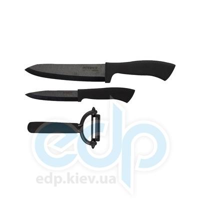 Peterhof (посуда) Peterhof - Набор керамических ножей 3пр. (PH22319)