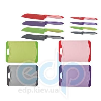 Peterhof (посуда) Peterhof - Набор из 2-ух ножей с тефлоновым покрытием и разделочной доски(PH22327)