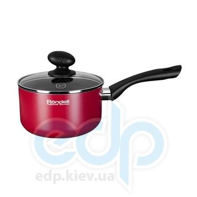 Rondell (посуда) Rondell - Ковш Geste c крышкой 16 см 1.7 л. (RDA-112)