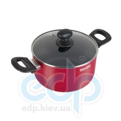 Rondell (посуда) Rondell - Кастрюля Geste с крышкой 20см 3.2л (RDA-113)