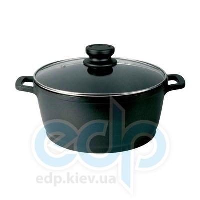 Rondell (посуда) Rondell - Кастрюля Zeita с крышкой 24см 4.4 (RDA-115)