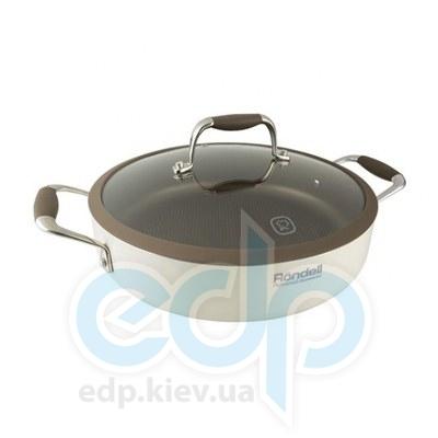 Rondell (посуда) Rondell - Сотейник Latte с крышкой 26см (RDA-286)