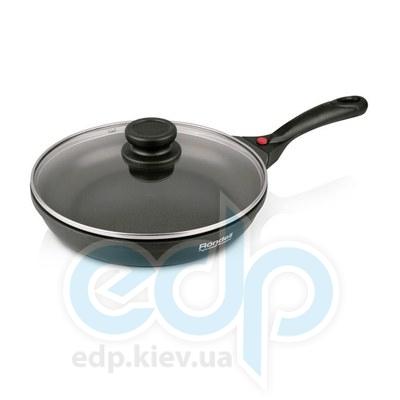 Rondell (посуда) Rondell - Сковорода Elements с крышкой 26см (RDA-289)