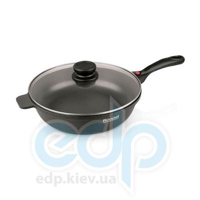 Rondell (посуда) Rondell - Сковорода Elements с крышкой 28см  (RDA-290)
