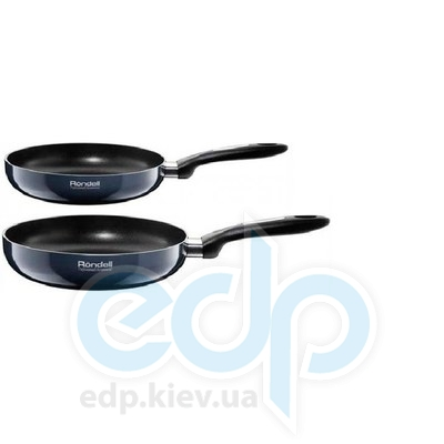 Peterhof (посуда) Rondell - Набор сковородок Delice 24 и 26см (RDA-810)