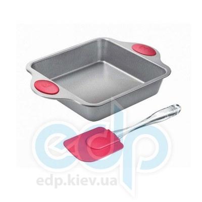Rondell (посуда) Rondell - Набор: форма квадратная ,  лопатка (RDF-407)