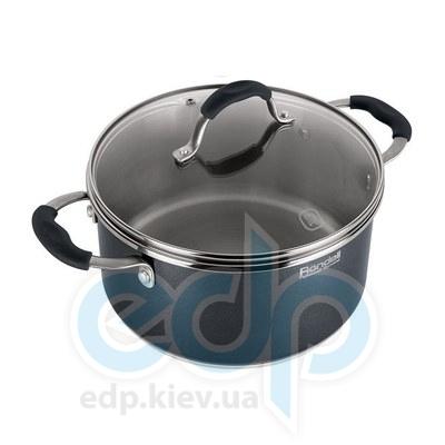 Rondell (посуда) Rondell - Кастрюля Stern с крышкой 24 см 4.7 л. (RDS-019)