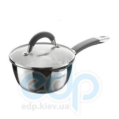 Rondell (посуда) Rondell - Ковш Flamme с крышкой 16см 1.3 л. (RDS-026)