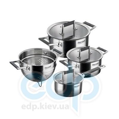 Rondell (посуда) Rondell - Набор посуды Verse 8 пр. (RDS-089)