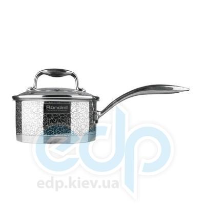 Rondell (посуда) Rondell - Ковш Vintage с крышкой 16 см 1.5 л. (RDS-345)