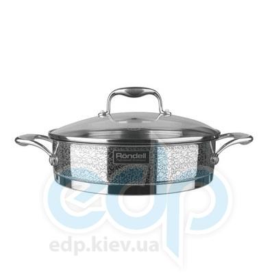 Rondell (посуда) Rondell - Сотейник Vintage с крышкой 26 см (RDS-353)