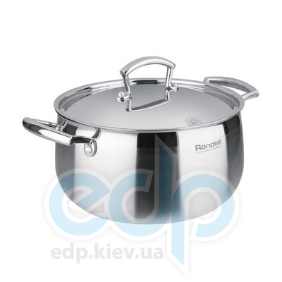 Rondell (посуда) Rondell - Кастрюля Infinia с крышкой 18 см 2.7 л. (RDS-357)