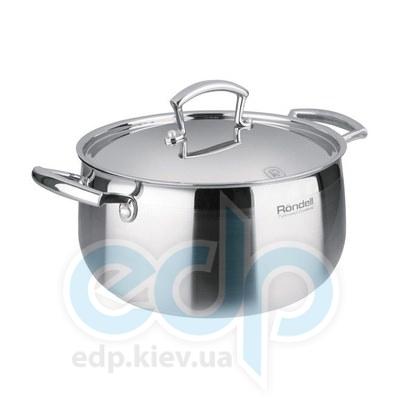 Rondell (посуда) Rondell - Кастрюля Infinia с крышкой 26см 7.8л (RDS-360)