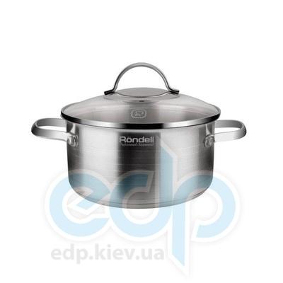 Rondell (посуда) Rondell - Кастрюля Symphonia с крышкой 24см 4.9 л. (RDS-377)