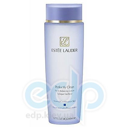Estee Lauder -  Face Care Perfectly Clean Fresh Balancing Lotion -  200 ml