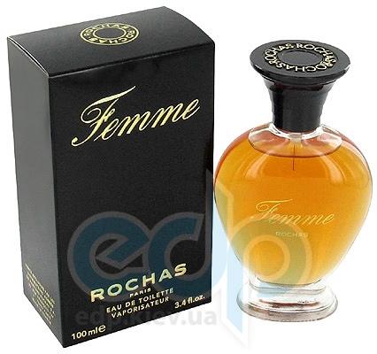 Femme Rochas - туалетная вода - 100 ml