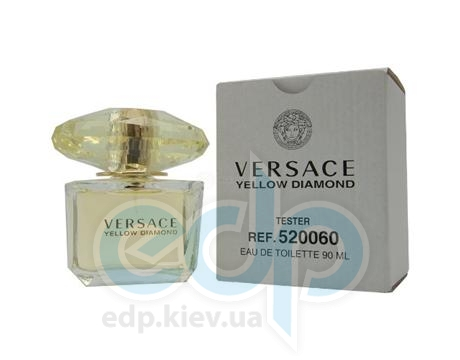 Versace Yellow Diamond - туалетная вода - 90 ml TESTER