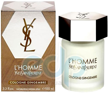 Yves Saint Laurent LHomme Cologne Gingembre - одеколон - 100 ml
