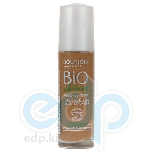 Тональный крем Bourjois -  Fond De Teint Repulpant №64 Abricote/Абрикосовый