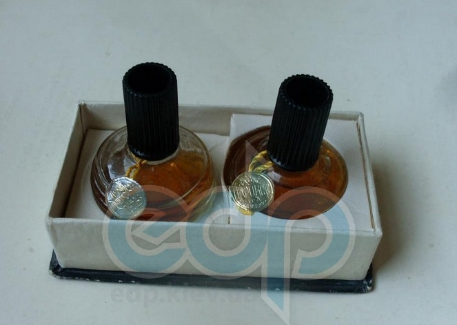 Харьков На память Vintage - набор 2 флакончика духов (Душистый табак + Нарцисс) - 2 х 15 ml