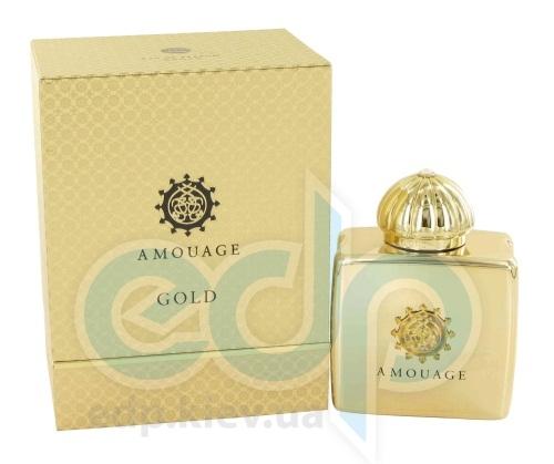 Amouage Gold pour Femme - парфюмированная вода - 100 ml TESTER