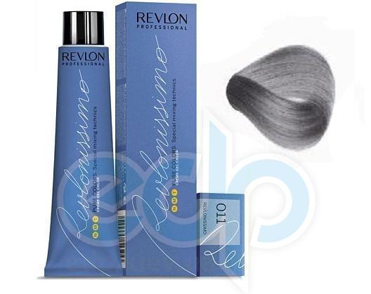 Красители для смешивания и коррекции цвета Revlon Professional - Revlonissimo NMT Pure Colors №011 Серый - 50 ml