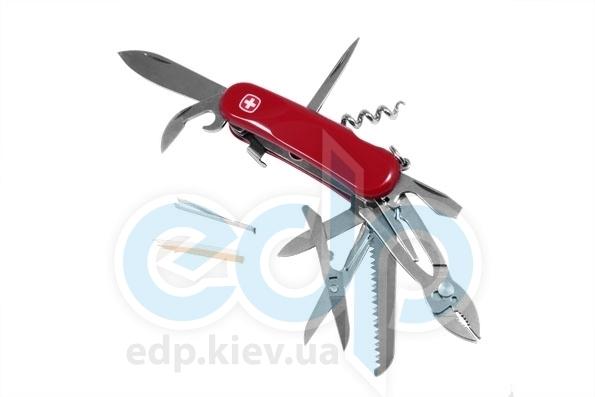 Wenger - Армейский нож Evolution красный (арт. 1.585.59.300)
