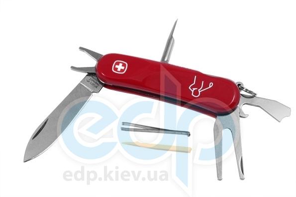 Wenger - Армейский нож EvoGrip красный (арт. 1.56.49.300)