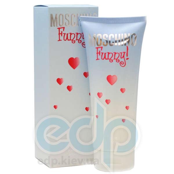 Moschino Funny -  лосьон-молочко для тела - 200 ml