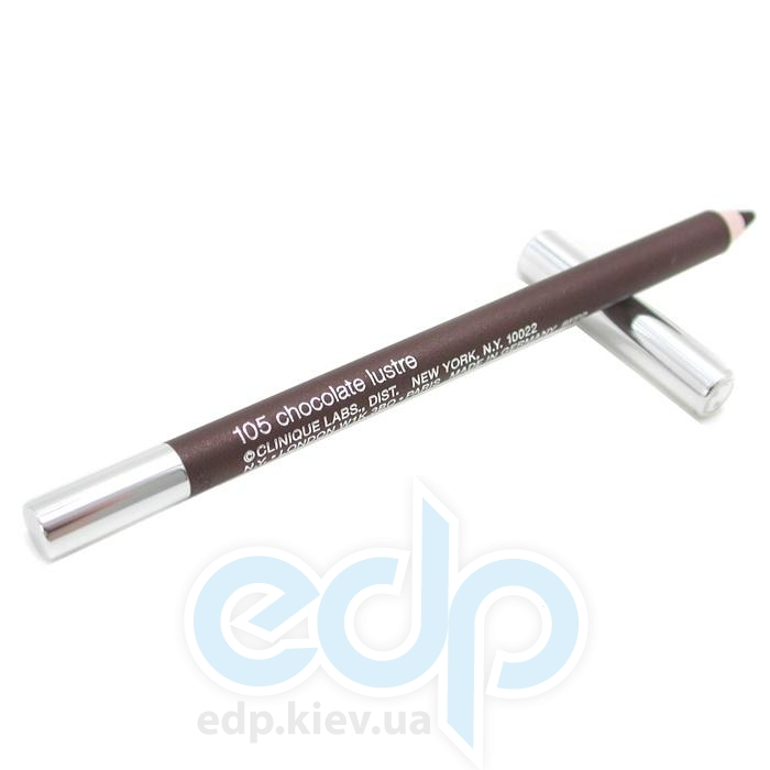 Карандаш для глаз мягкий Clinique - Cream Shaper For Eyes № 105 (Chocolate Lustre) Tester