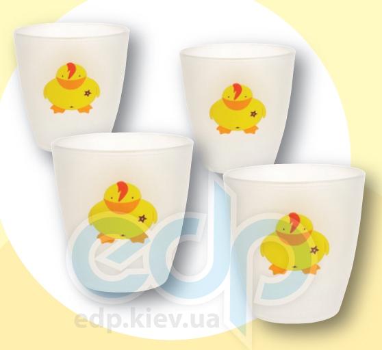 Berghoff -  Набор детских стаканчиков Sheriff Duck -  4 предмета 78х83 мм (арт. 1109183)