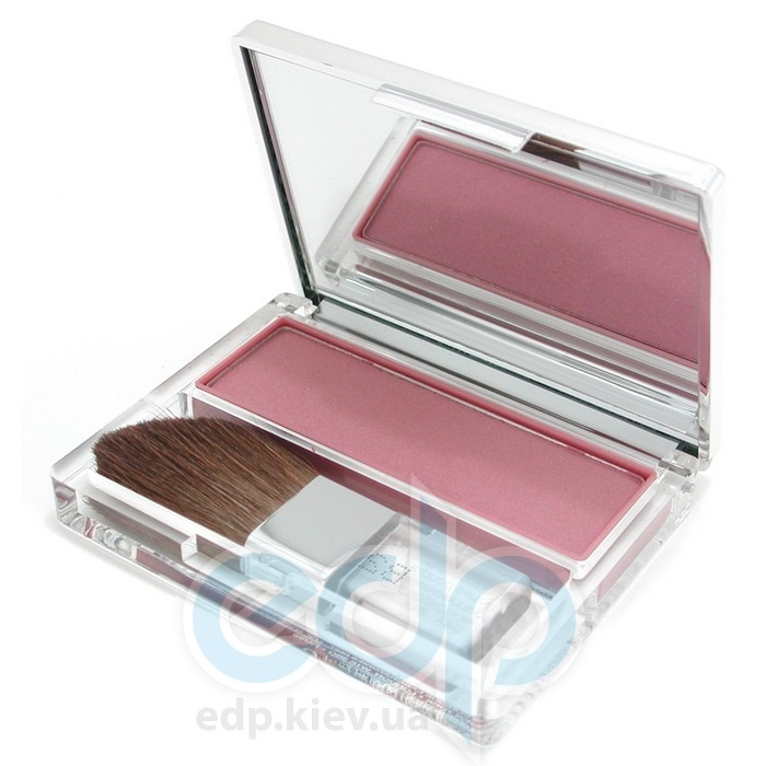 Румяна компактные Clinique - Blushing Blush Powder Blush №115 (Smoldering Plum) Tester