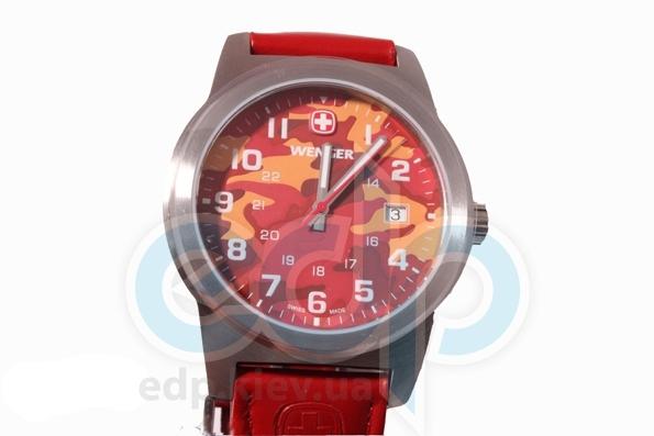 Wenger - Набор: нож и часы (арт. 01.0441.111)