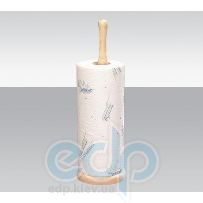 Kesper - Стойка для полотенца с полотенцем 11 х 32.5 см бамбук (арт. 52002)