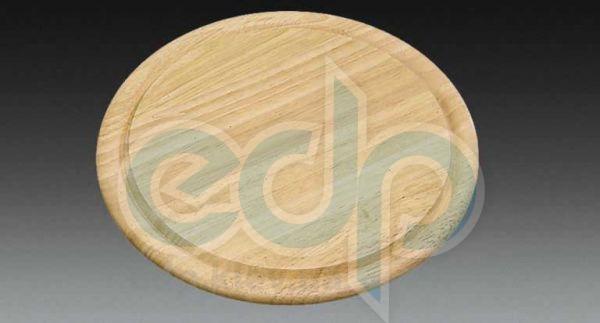 Kesper - Доска разделочная Каучук диаметр 30см (арт. 60444)