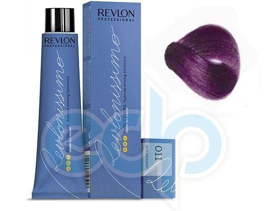 Красители для смешивания и коррекции цвета Revlon Professional - Revlonissimo NMT Pure Colors №200 Фиолетовый - 50 ml