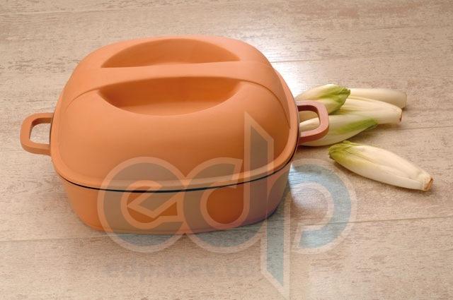 Berghoff -  Прямоугольная сковорода с крышкой 24x24см Pierra (арт. 2305065)