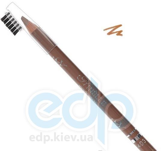 Ninelle Карандаш для бровей с щеточкой № 403 - 1.75 gr (12621)