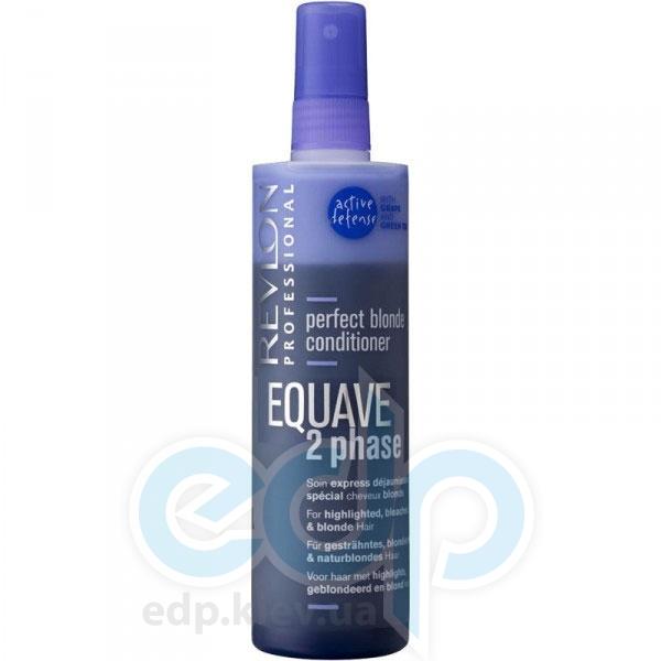 Revlon Professional - Equave Ad 2 Phase Perfect Blonde Conditioner - Кондиционер 2-фазный для блондированных волос - 50 ml