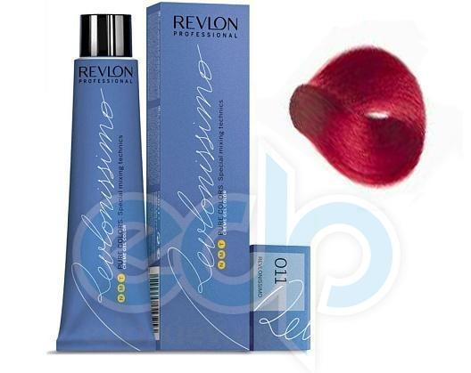 Красители для смешивания и коррекции цвета Revlon Professional - Revlonissimo NMT Pure Colors №600 Красный - 50 ml