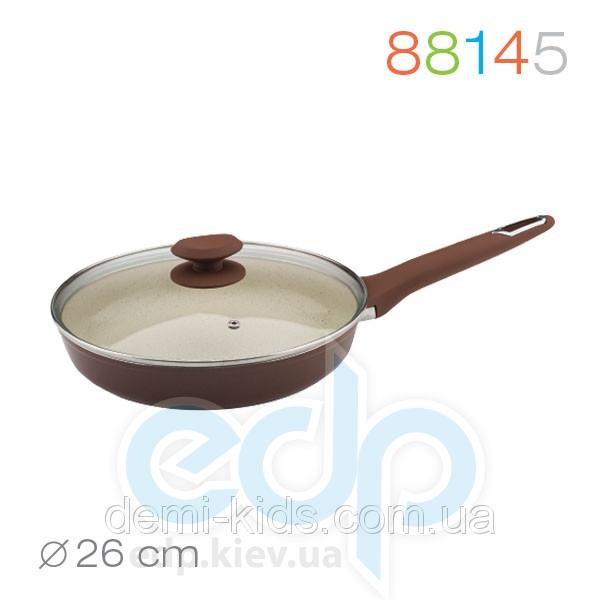 Granchio - Сковорода с крышкой Macchiato диаметр 26 см (88145)