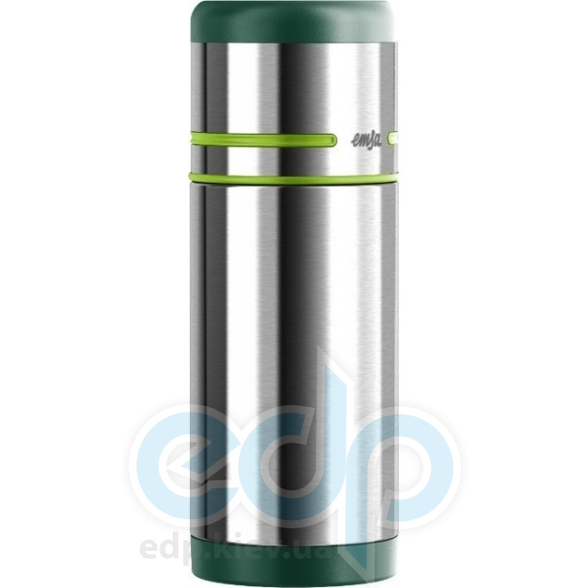 Emsa - Термос зеленый Mobility объем 0.35 л металлическая колба (арт. 512958)