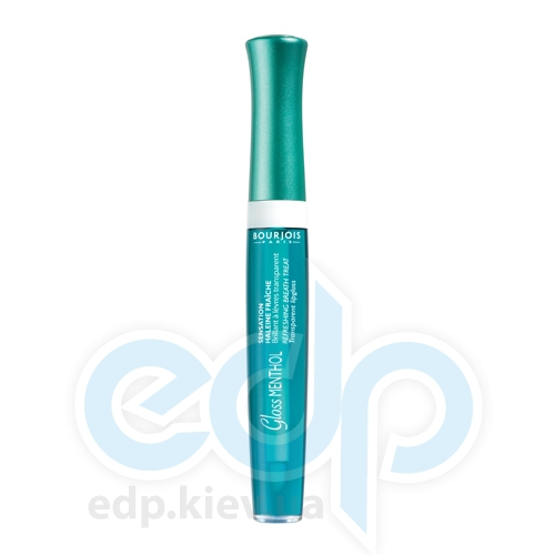 Блеск для губ Bourjois -  Gloss Menthol Mobile №18 Menthle Polaire
