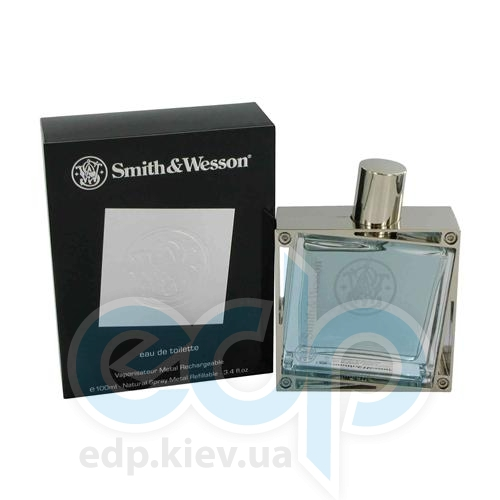 Smith and Wesson For Men - туалетная вода - 100 ml