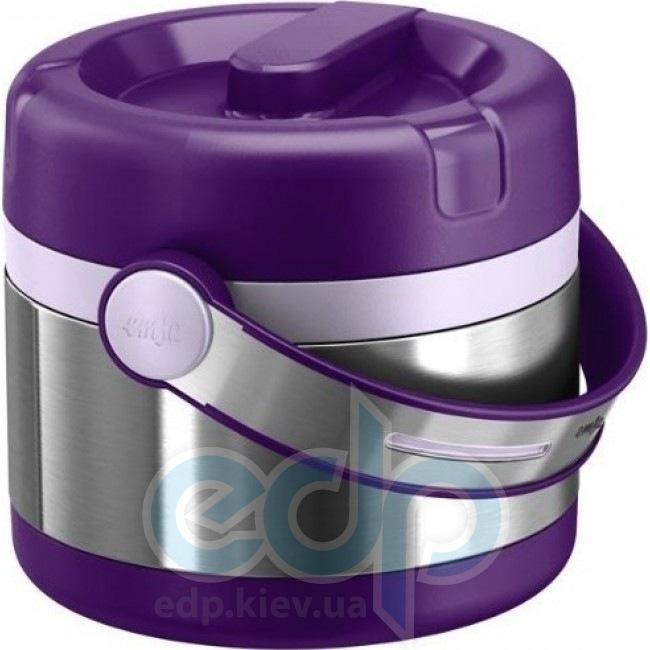 Emsa - Термос для еды Mobility объем 1.2 л фиолетовый (арт. 509233)