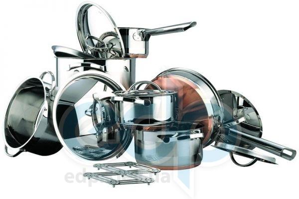 Vinzer (посуда) Vinzer -  Набор посуды MAJESTY - 13 предметов, медное термоаккумулирующее дно (арт. 69027)
