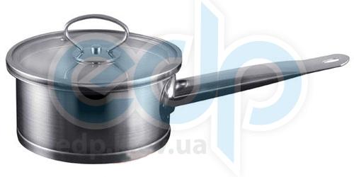 Vinzer (посуда) Vinzer -  Сотейник - нержавеющая сталь, диаметр 14см, 1л (арт. 89058)